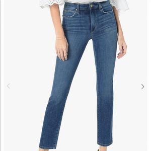 Joe's Jeans Milla High Waist Ankle Straight Leg